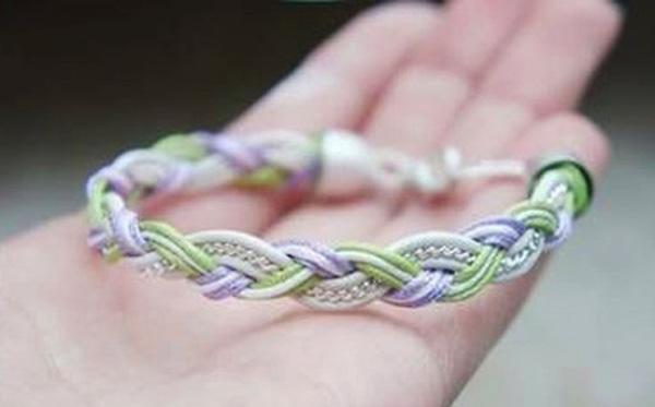 VÒNG TAY, cách làm vòng tay siêu xinh, vòng tay dễ làm
