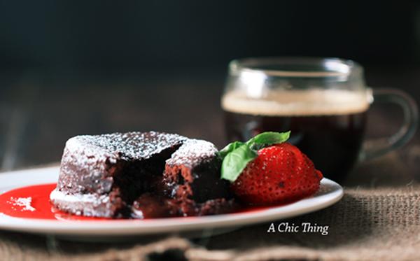 Clip hướng dẫn cách làm LAVA CAKE đẹp đến ngây người, lava cake