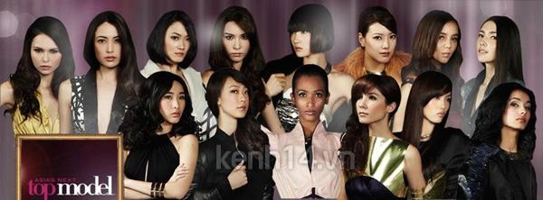 Lộ ảnh sex nghi là của Thùy Trang Top 4 Next Top Model 4