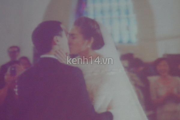 Những hình ảnh hiếm hoi trong tiệc cưới Hà Tăng 2
