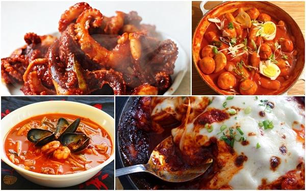 """Vừa ăn vừa """"khóc"""" với 7 món ăn siêu cay đến từ Hàn Quốc"""