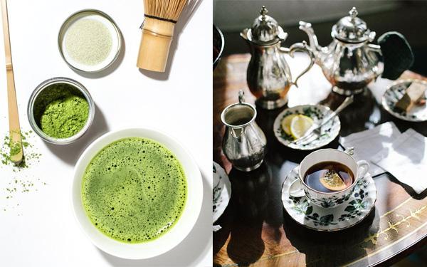 Vòng quanh thế giới xem 1001 cách uống trà độc đáo (p.1)