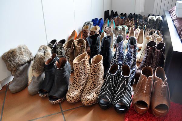 Ngó nghiêng tủ đồ của các fashionista thế giới 5