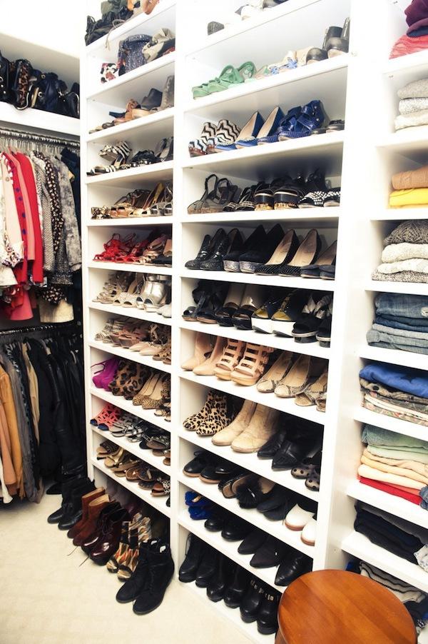 Ngó nghiêng tủ đồ của các fashionista thế giới 55