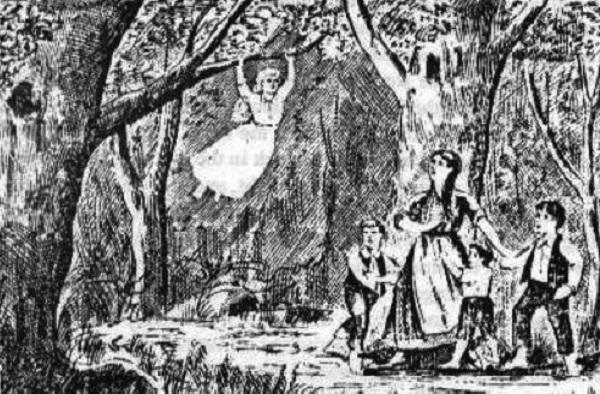 Câu chuyện có thật và bí ẩn về phù thủy ám ở Mỹ 6