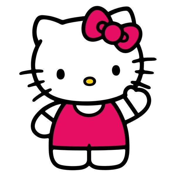 Mèo Hello Kitty Thực Ra Là Bé Gái Truy Tìm Nguồn Gốc Hello