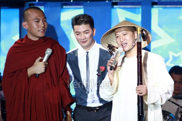 Ấm áp đêm nhạc ủng hộ Wanbi Tuấn Anh 1