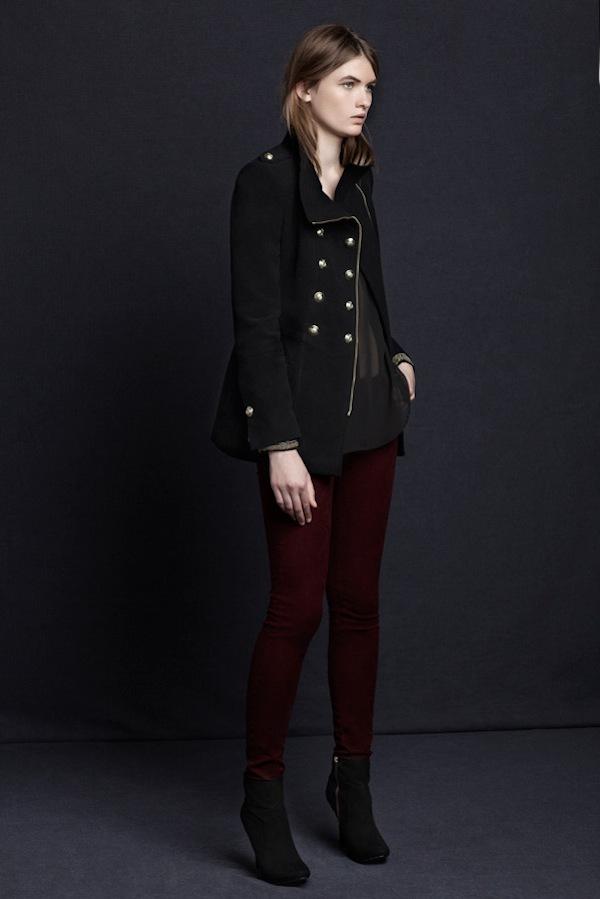 Update lookbook mới của Zara, Free People, Mango 7
