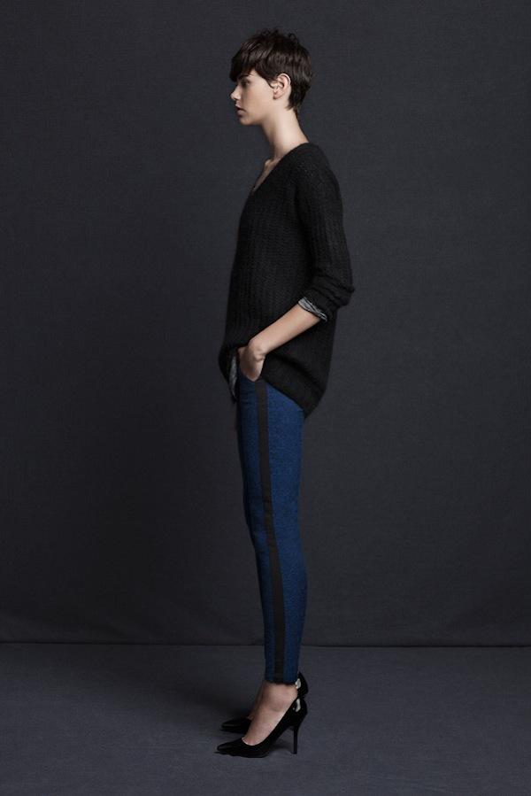 Update lookbook mới của Zara, Free People, Mango 8