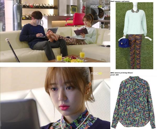 """Yoon Eun Hye diện toàn hàng hiệu """"đỉnh"""" trong phim mới 5"""