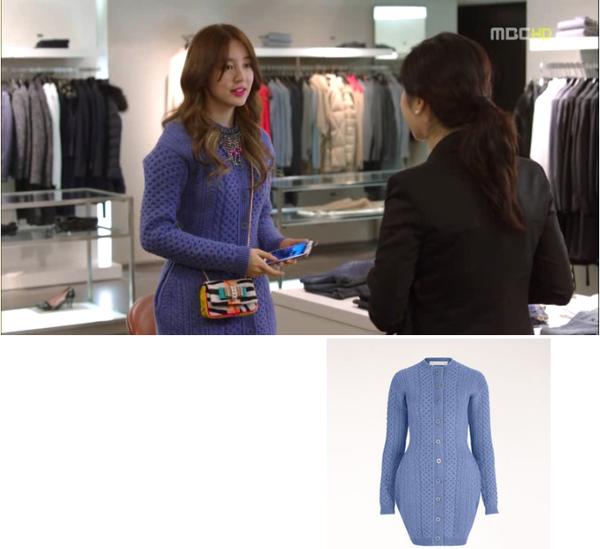 """Yoon Eun Hye diện toàn hàng hiệu """"đỉnh"""" trong phim mới 11"""
