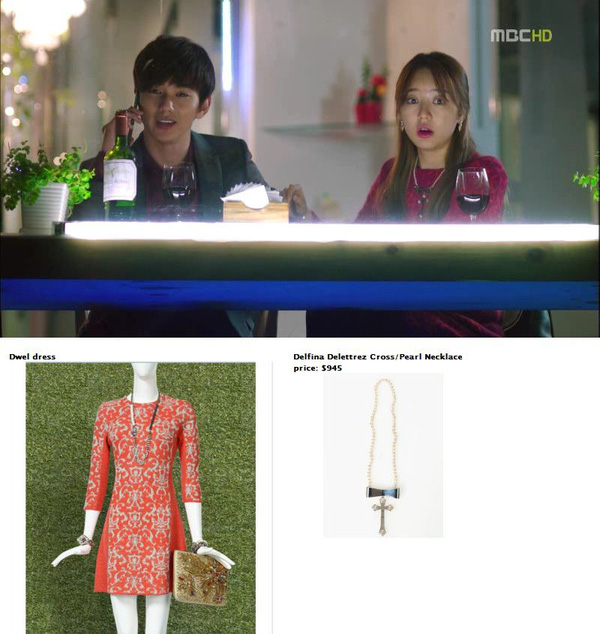 """Yoon Eun Hye diện toàn hàng hiệu """"đỉnh"""" trong phim mới 13"""