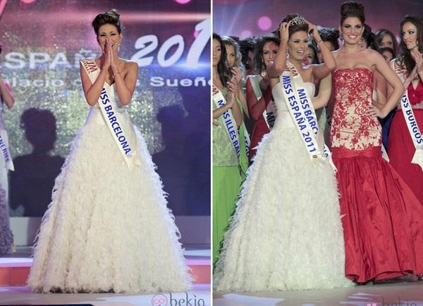 Hoa hậu Tây Ban Nha khỏa thân bên cờ Barcelona 10