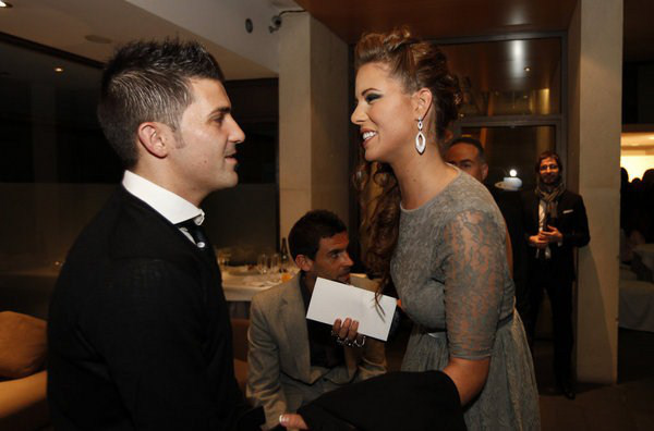 Hoa hậu Tây Ban Nha khỏa thân bên cờ Barcelona 8