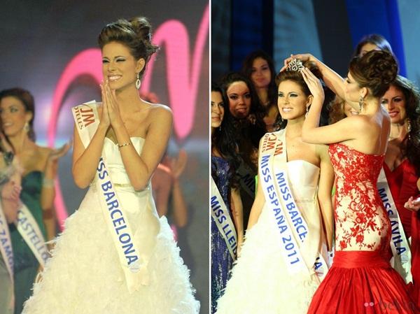 Hoa hậu Tây Ban Nha khỏa thân bên cờ Barcelona 9