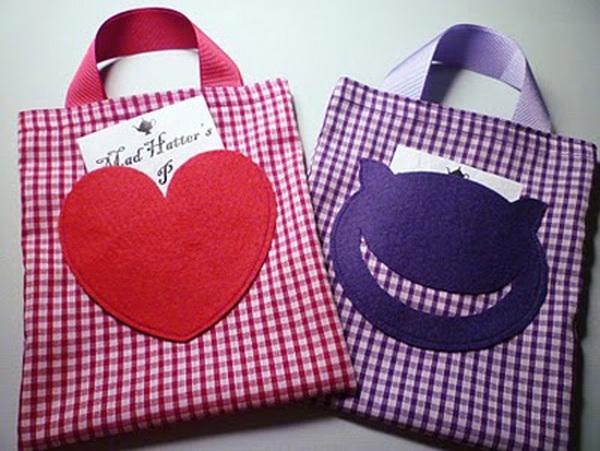 Túi đôi xinh yêu cho nhỏ bạn
