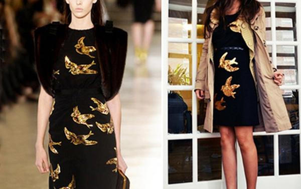 Váy thun Miu Miu đẹp như mơ mà chẳng tốn tiền mua