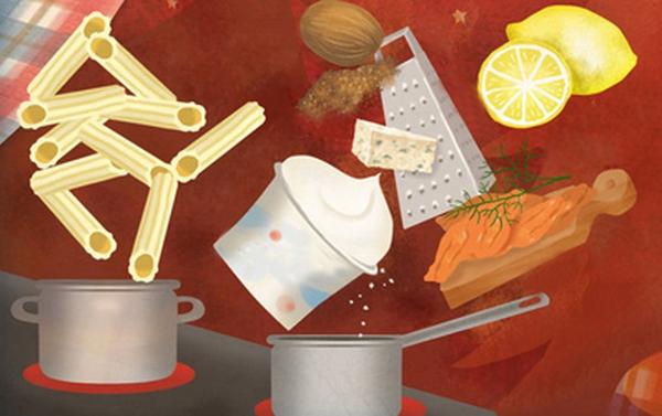 Tuyển tập pasta giản đơn cho teen vụng về