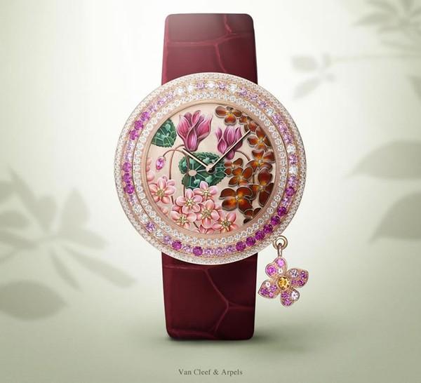 Sự tinh tế của đồng hồ Charms Extraordinaire Désir Dh2-7c161