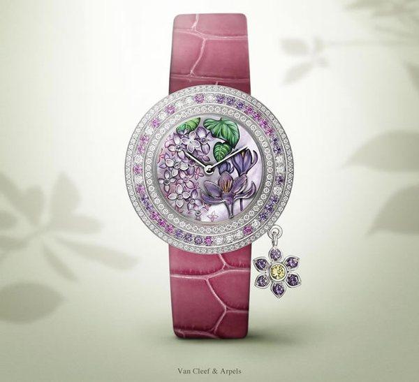 Sự tinh tế của đồng hồ Charms Extraordinaire Désir Dh3-7c161