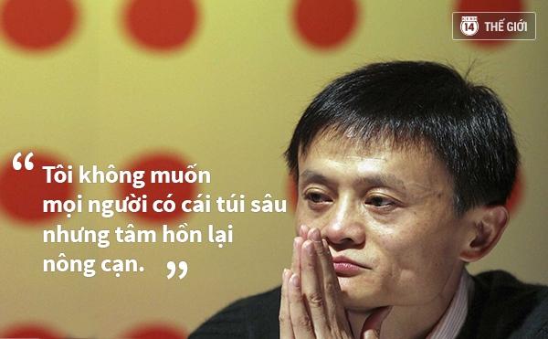 Tỷ phú Jack Ma và những triết lý vàng đáng suy ngẫm