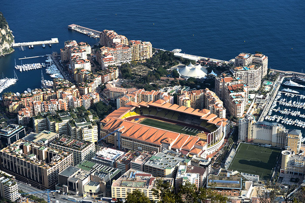 La Condamine Car Park Monaco