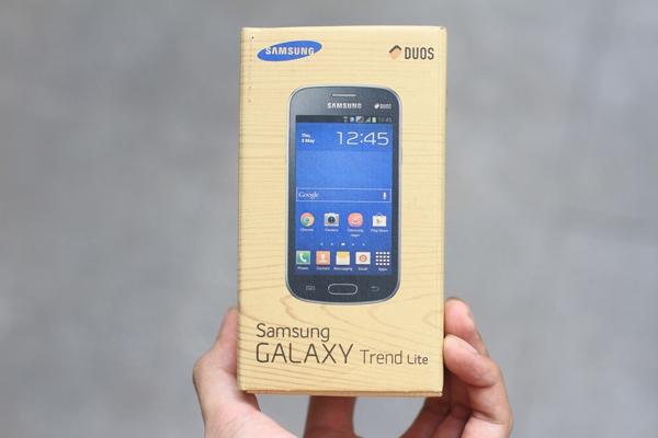 Tr n tay samsung galaxy trend lite smartphone t m gi h p d n gi i tr - Samsung galaxy trend lite smartphone ...