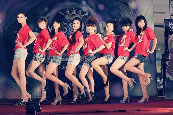 Toả sáng với Miss Sàn Nhạc 2012 8