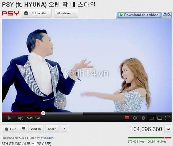 """Xem """"Gangnam Style"""" phiên bản đồ họa cực hay 2"""