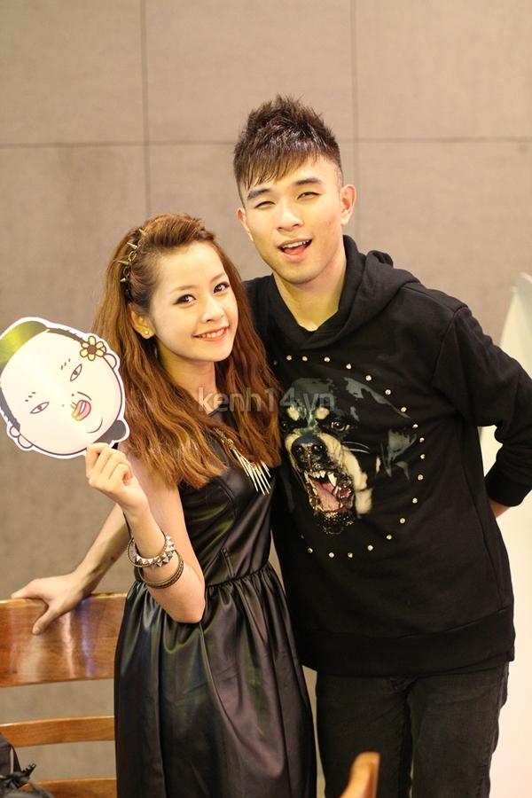 """Chi Pu bất ngờ xuất hiện trong """"Gangnam Style"""" chất lừ của St.319 3"""