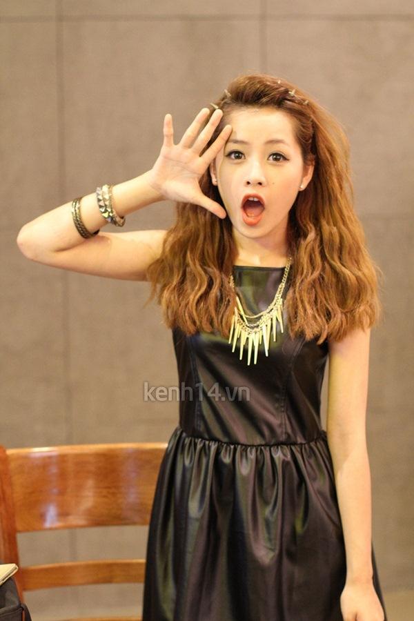 """Chi Pu bất ngờ xuất hiện trong """"Gangnam Style"""" chất lừ của St.319 4"""