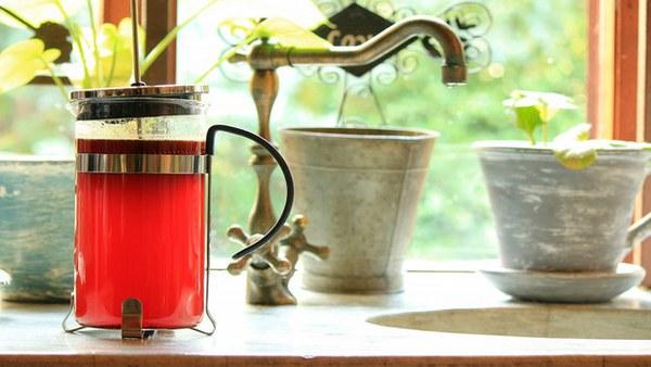 чай мате сирия