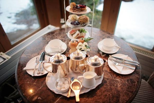 Nét văn hóa trong bữa tiệc trà xứ sương mù 1