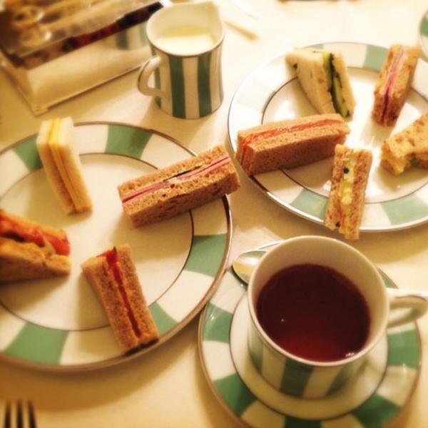 Nét văn hóa trong bữa tiệc trà xứ sương mù 7