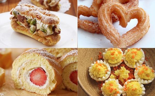 Tuyển tập các món bánh ngon cho ngày Valentine
