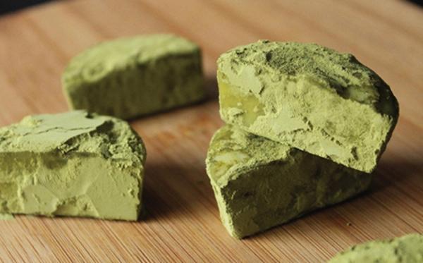 Tự làm MATCHA TRUFFLE nhâm nhi ngon mê mẩn, truffle
