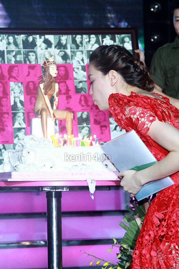 Nghe ca khúc Cường Đô La hát mừng sinh nhật Hà Hồ 3