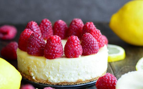 Bí kíp tự làm cheesecake chanh vàng ngon ngây ngất