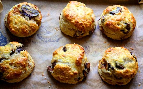 Nướng bánh nấm bỏ túi ăn sáng tuyệt ngon