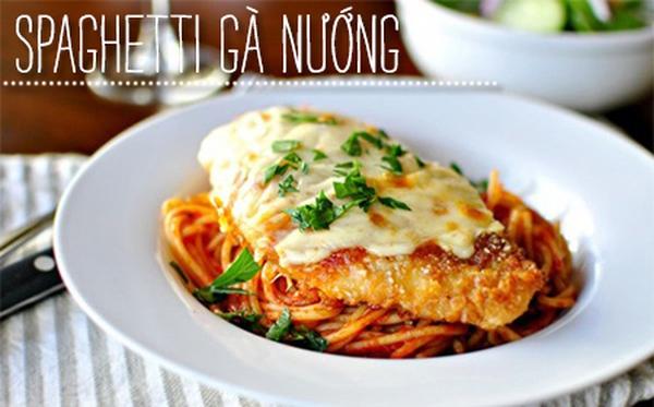 Ăn thực đơn mì Ý kiểu mới chỉ nhìn là thèm ngay