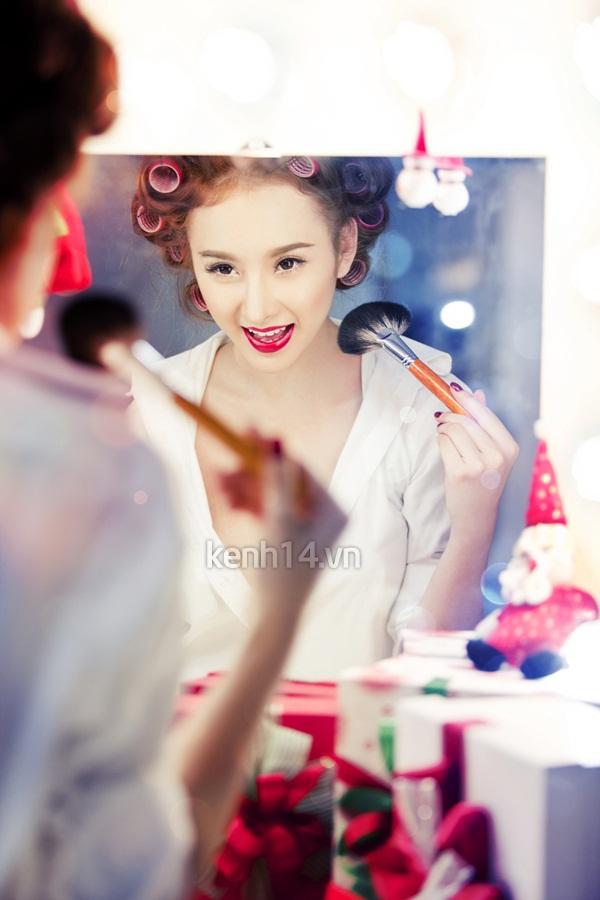 Angela Phương Trinh tung ảnh đẹp lung linh sau khi sửa mũi 1