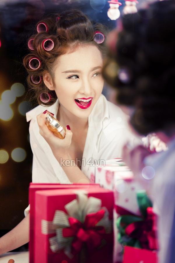 Angela Phương Trinh tung ảnh đẹp lung linh sau khi sửa mũi 2