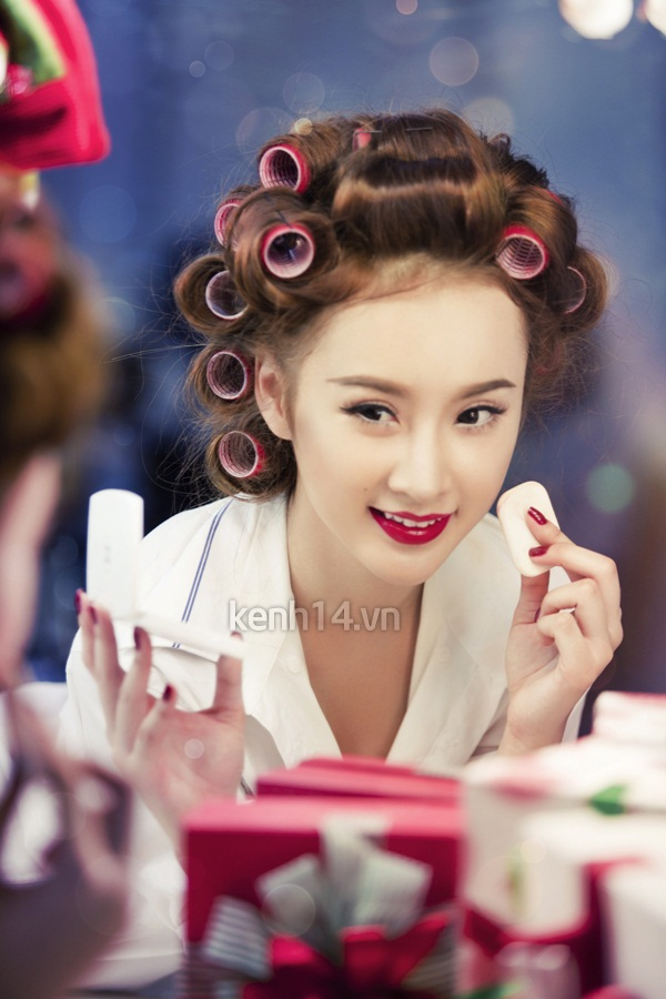 Angela Phương Trinh tung ảnh đẹp lung linh sau khi sửa mũi 3