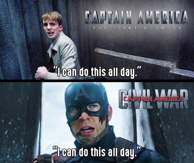 Có Spider-Man xuất hiện rồi, nào cùng soi kỹ trailer của Captain America: Civil War - Ảnh 16.