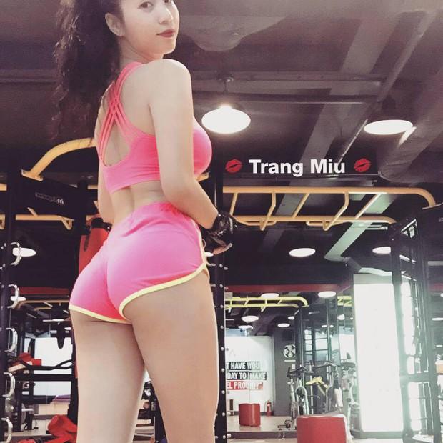 Ai bảo cứ phải Mỹ Latin mới nóng bỏng? Gái Việt chăm tập gym còn sexy hơn thế! - Ảnh 3.