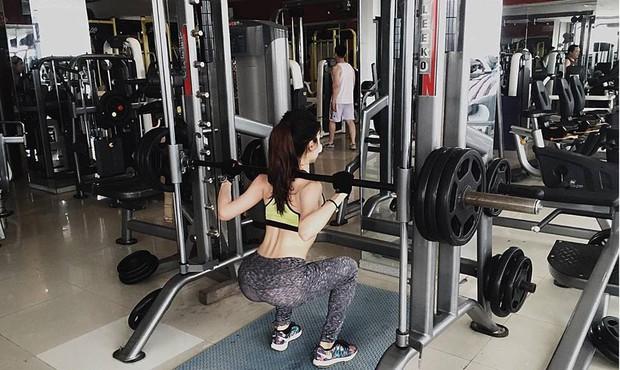 Ai bảo cứ phải Mỹ Latin mới nóng bỏng? Gái Việt chăm tập gym còn sexy hơn thế! - Ảnh 16.