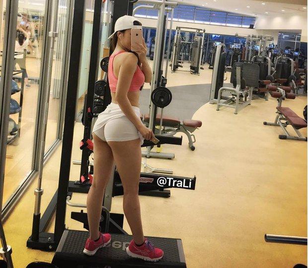 Ai bảo cứ phải Mỹ Latin mới nóng bỏng? Gái Việt chăm tập gym còn sexy hơn thế! - Ảnh 1.