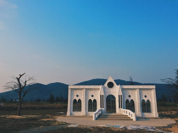 Giới trẻ Đà Nẵng sắp có thêm điểm chụp ảnh mới: Một phim trường đẹp như châu Âu - Ảnh 23.