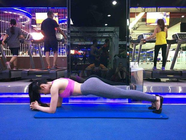 Ai bảo cứ phải Mỹ Latin mới nóng bỏng? Gái Việt chăm tập gym còn sexy hơn thế! - Ảnh 14.