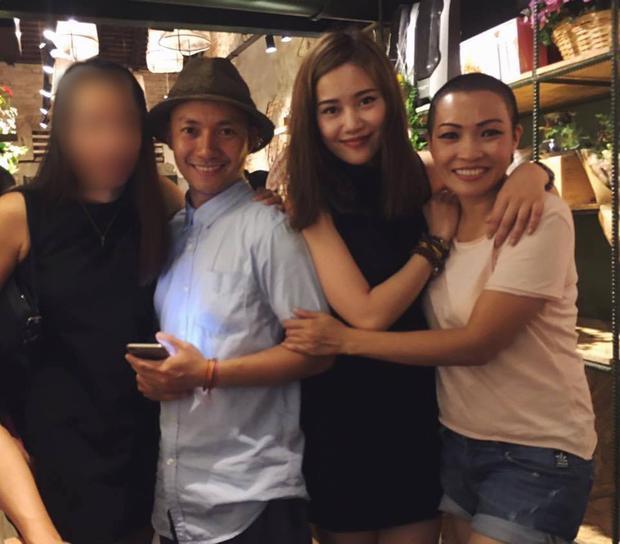 Nghi vấn Đinh Tiến Đạt đã có bạn gái mới xinh đẹp sau khi chia tay Hari Won - Ảnh 2.